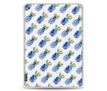 Blue Pineapples - Apple iPad 9.7 (2017)