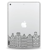 Casetastic Softcover Apple iPad 9.7 (2017) - Amsterdam Canal Houses
