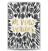 Casetastic Softcover Apple iPad 9.7 (2017) - Black Vino Veritas Artprint