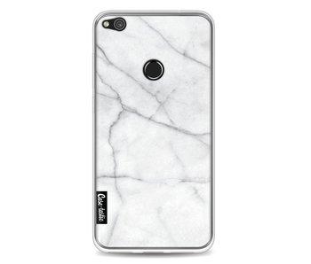 White Marble - Huawei P8 Lite (2017)