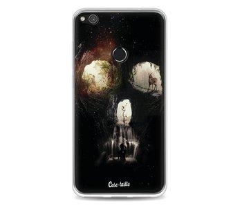 Cave Skull - Huawei P8 Lite (2017)