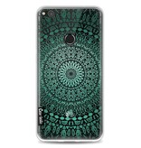 Casetastic Softcover Huawei P8 Lite (2017) - Chic Mandala