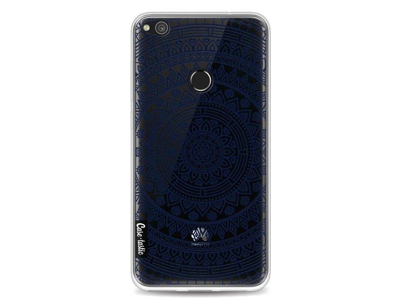 Casetastic Softcover Huawei P8 Lite (2017) - Round Mandala