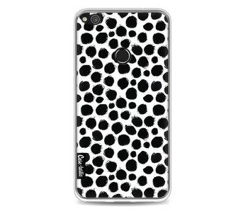 Black Dotted - Huawei P8 Lite (2017)