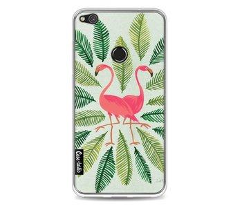 Flamingos Green - Huawei P8 Lite (2017)