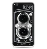Casetastic Softcover Huawei P8 Lite (2017) - Camera Retro Lens