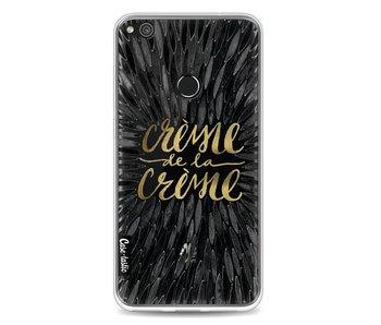 Creme de la Creme Black - Huawei P8 Lite (2017)