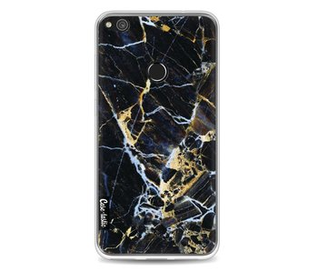 Black Gold Marble - Huawei P8 Lite (2017)