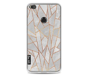 Shattered Concrete - Huawei P8 Lite (2017)