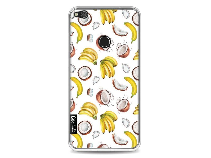 Casetastic Softcover Huawei P8 Lite (2017) - Banana Coco Mania