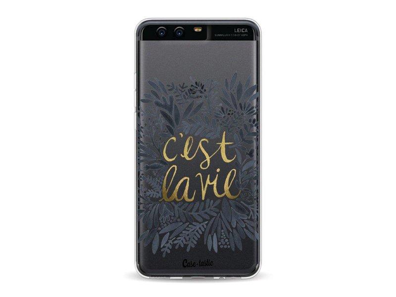Casetastic Softcover Huawei P10 - Cest La Vie BlackGold