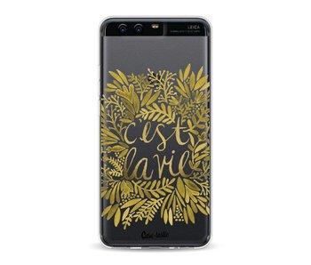 Cest La Vie Gold - Huawei P10