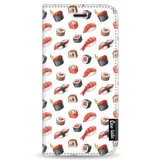 Casetastic Wallet Case White Apple iPhone 6 / 6S - All The Sushi