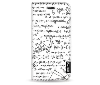 You Do The Math White - Wallet Case White Apple iPhone 6 / 6S