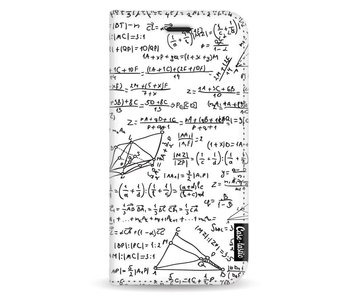 You Do The Math White - Wallet Case White Samsung Galaxy A5 (2017)