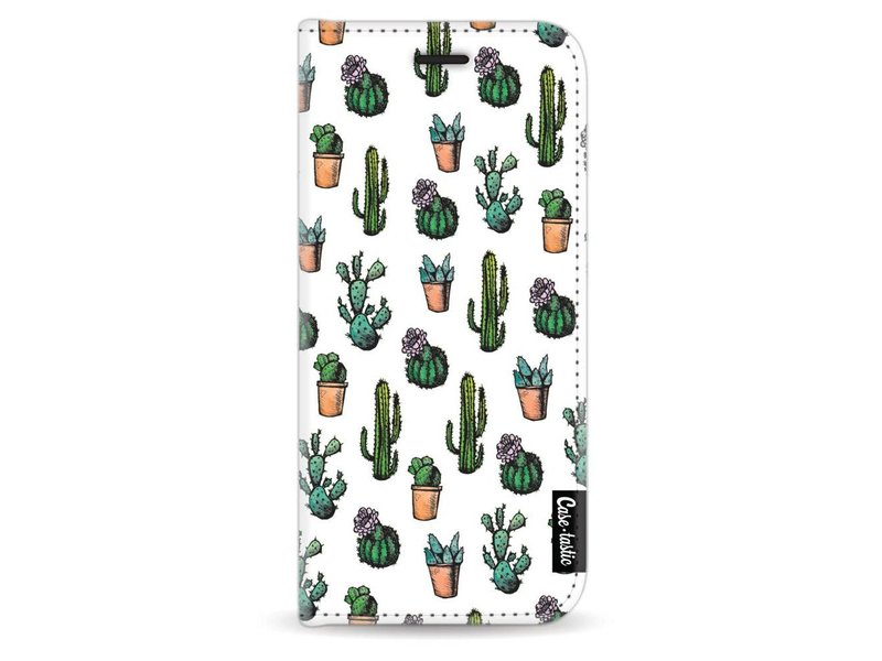 Casetastic Wallet Case White Samsung Galaxy S8 - Cactus Dream