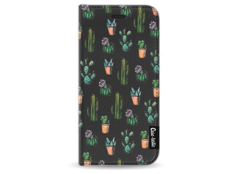 Casetastic Wallet Case Black Apple iPhone 6 / 6S - Cactus Dream