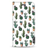 Casetastic Wallet Case White Samsung Galaxy A5 (2017) - Cactus Dream
