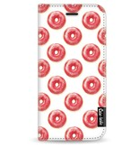 Casetastic Wallet Case White Apple iPhone 6 / 6S - All The Donuts
