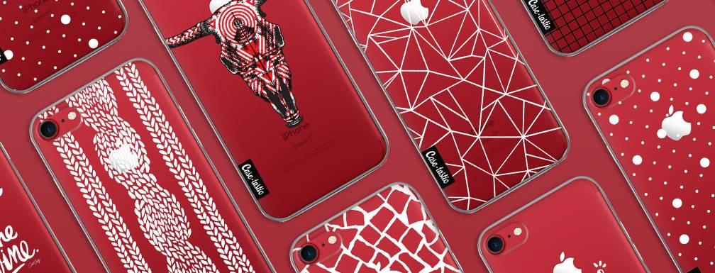De mooiste cases voor je special edition iPhone 7 (RED)