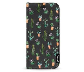 Cactus Dream - Wallet Case Black Samsung Galaxy A5 (2017)