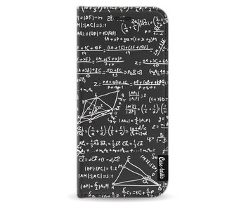 You Do The Math - Wallet Case Black Samsung Galaxy S8