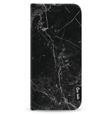 Casetastic Wallet Case Black Samsung Galaxy S8 - Black Marble