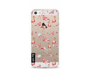 Flamingo Party - Apple iPhone 5 / 5s / SE