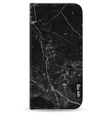 Casetastic Wallet Case Black Apple iPhone 6 / 6S - Black Marble