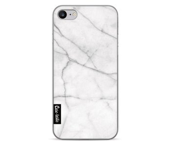 White Marble - Apple iPhone 7