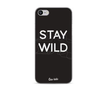 Stay Wild Neon - Apple iPhone 7
