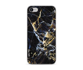 Black Gold Marble - Apple iPhone 7
