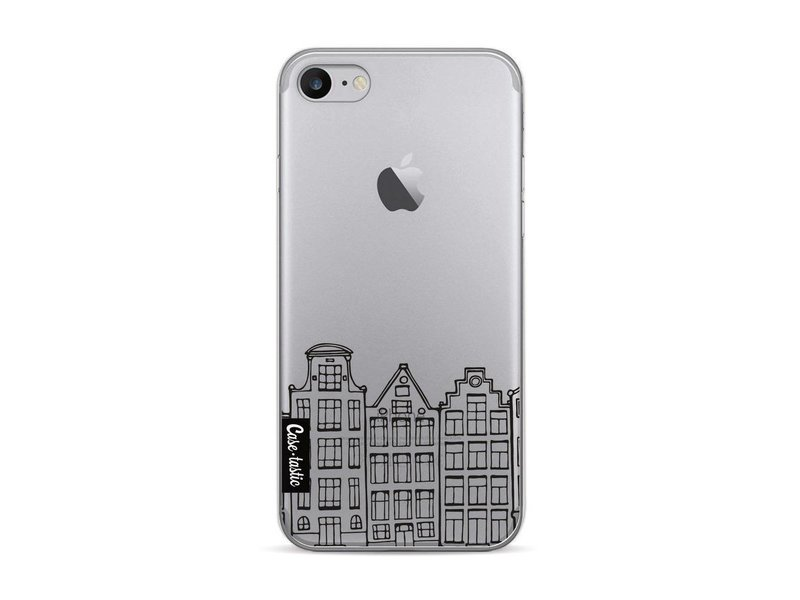 Casetastic Softcover Apple iPhone 7 - Amsterdam Canal Houses
