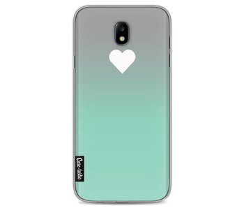 Tiffany Heart Fade - Samsung Galaxy J7 (2017)