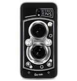 Casetastic Softcover Samsung Galaxy J7 (2017) - Camera Retro Lens