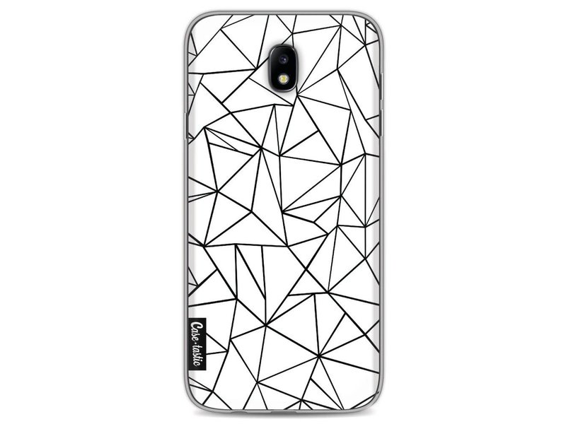 Casetastic Softcover Samsung Galaxy J7 (2017) - Abstraction Outline