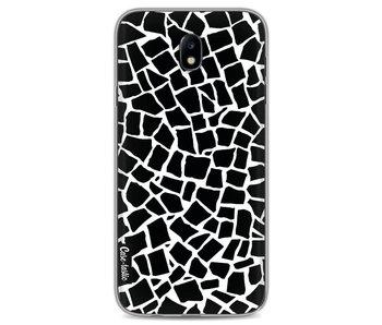 British Mosaic Black - Samsung Galaxy J7 (2017)