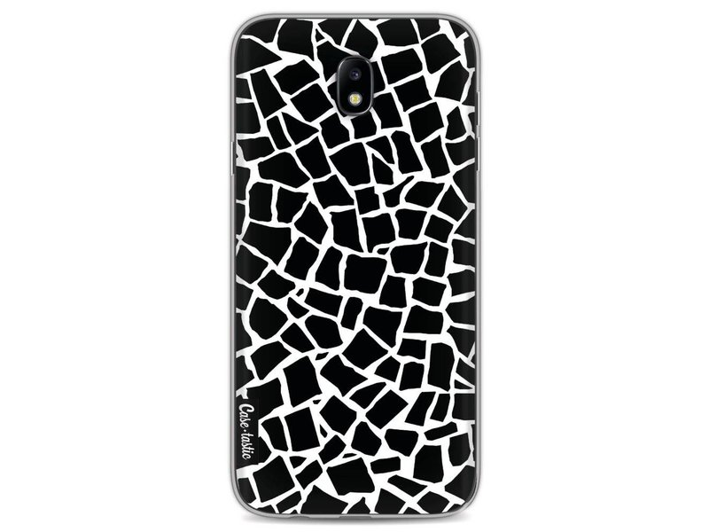 Casetastic Softcover Samsung Galaxy J7 (2017) - British Mosaic Black