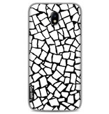 Casetastic Softcover Samsung Galaxy J7 (2017) - British Mosaic White