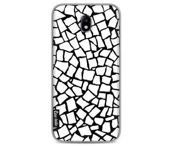 British Mosaic White - Samsung Galaxy J7 (2017)