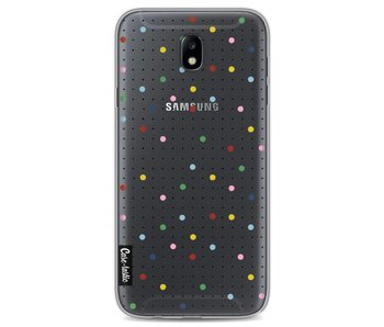 Pin Points Transparent - Samsung Galaxy J7 (2017)