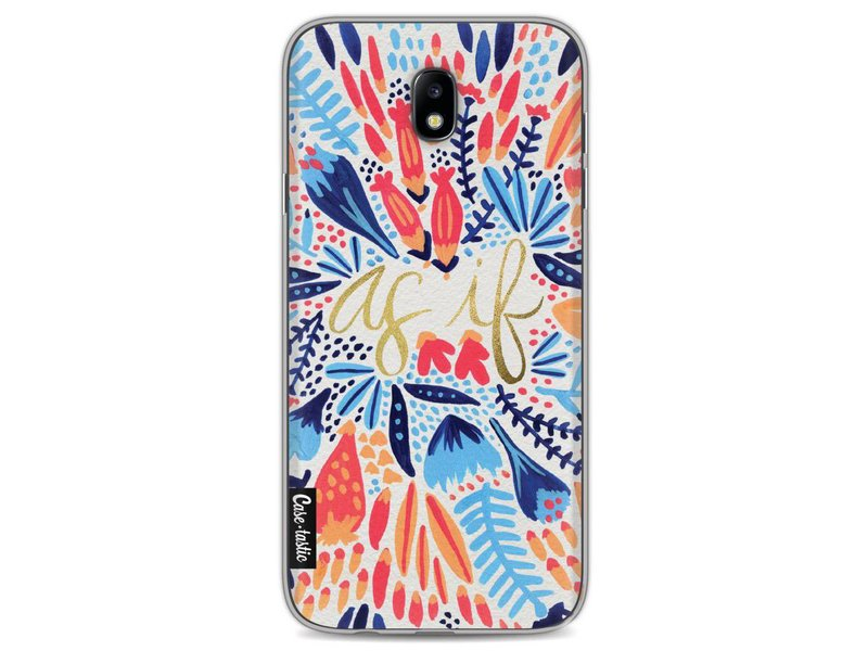 Casetastic Softcover Samsung Galaxy J7 (2017) - As If
