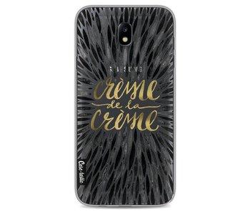 Creme de la Creme Black - Samsung Galaxy J7 (2017)