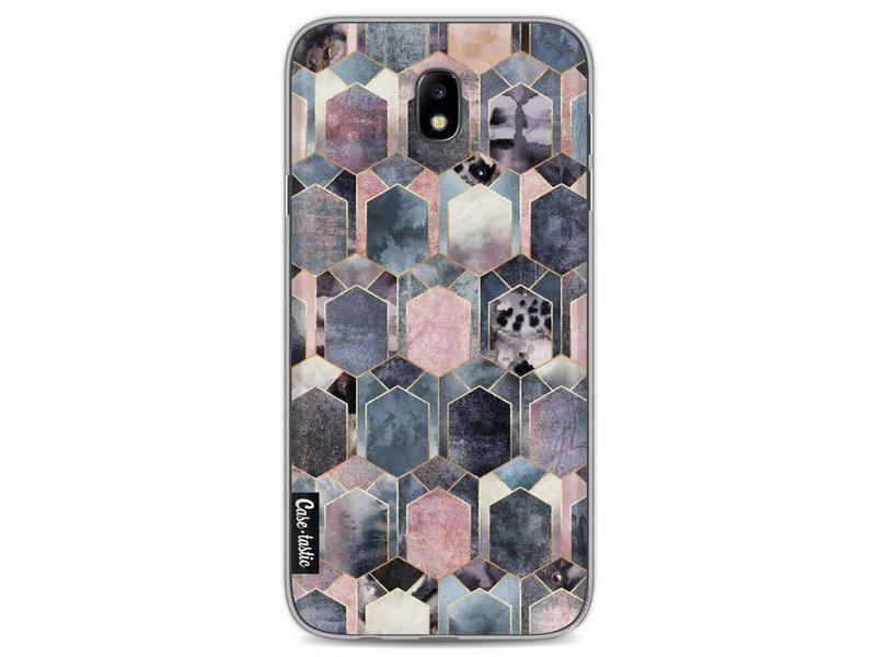 Casetastic Softcover Samsung Galaxy J7 (2017) - Art Deco Dream