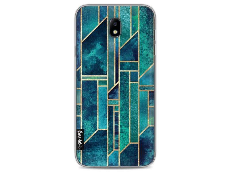 Casetastic Softcover Samsung Galaxy J7 (2017) - Blue Skies