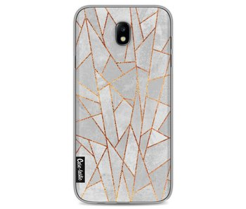 Shattered Concrete - Samsung Galaxy J7 (2017)