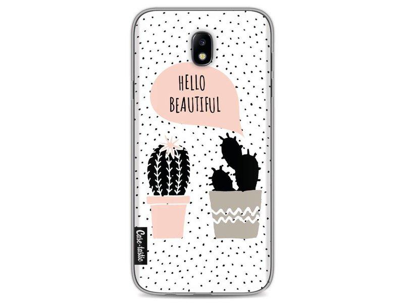 Casetastic Softcover Samsung Galaxy J7 (2017) - Cactus Love