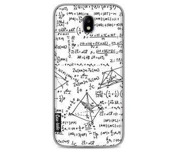 You Do The Math White - Samsung Galaxy J7 (2017)