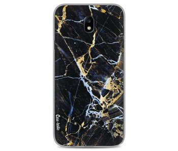Black Gold Marble - Samsung Galaxy J7 (2017)