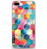 Casetastic Softcover Apple iPhone 8 Plus - Bohemian Honeycomb
